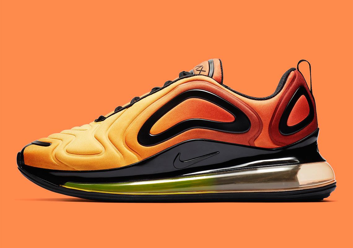 Nike Air Max 720 Sunrise AO2924 800 Release Info