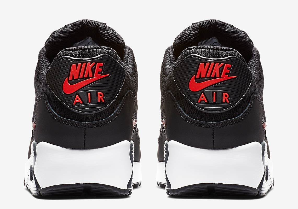 Nike Air Max 90 CD1526 001 First Look Release Info
