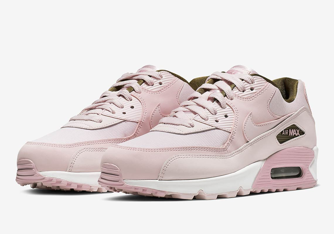 air max 90 donna rosse