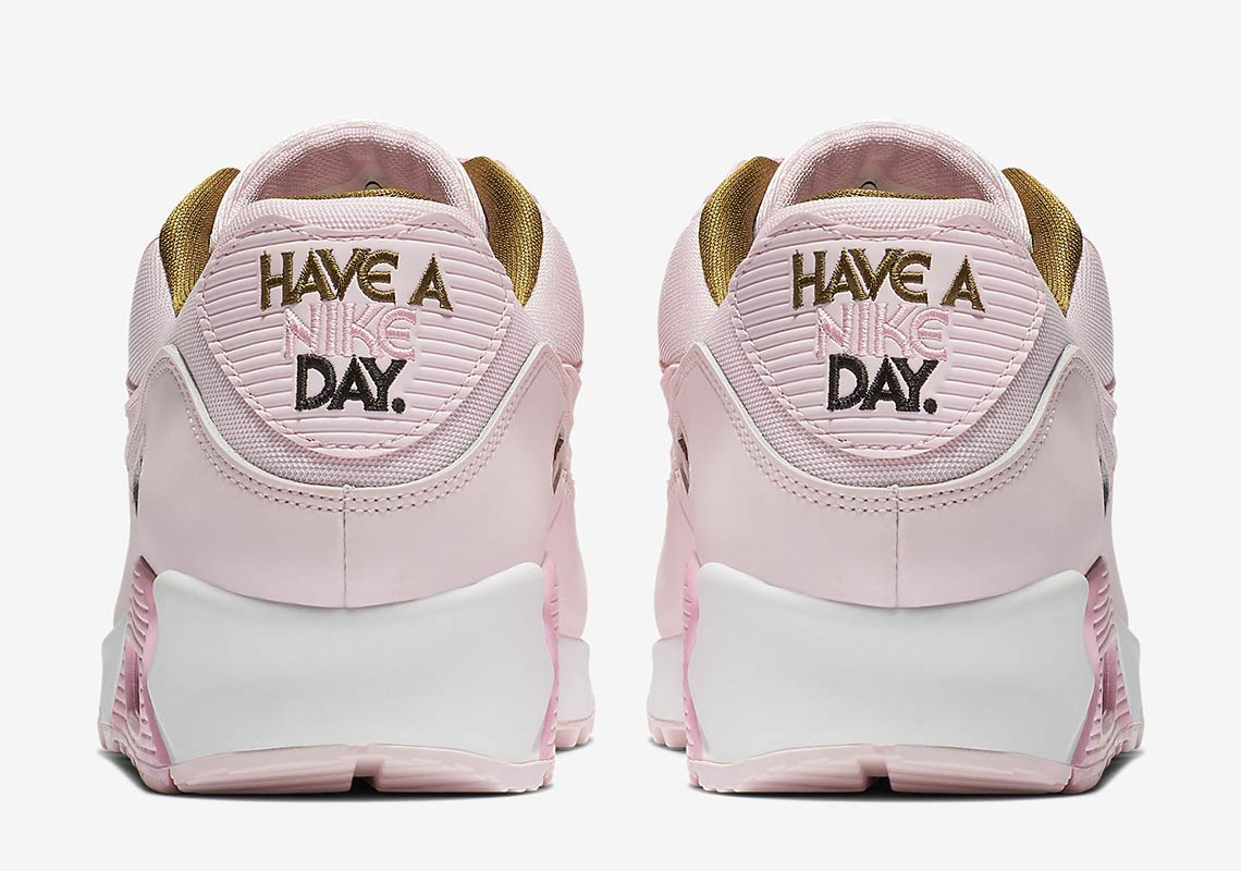 Nike Air Max 90 Have A Nike Day Pink Release Info