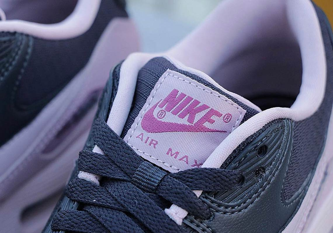 """5665833d43a3 Nike Air Max 90 """"Plum Chalk"""" Arrives Exclusively For Women"""