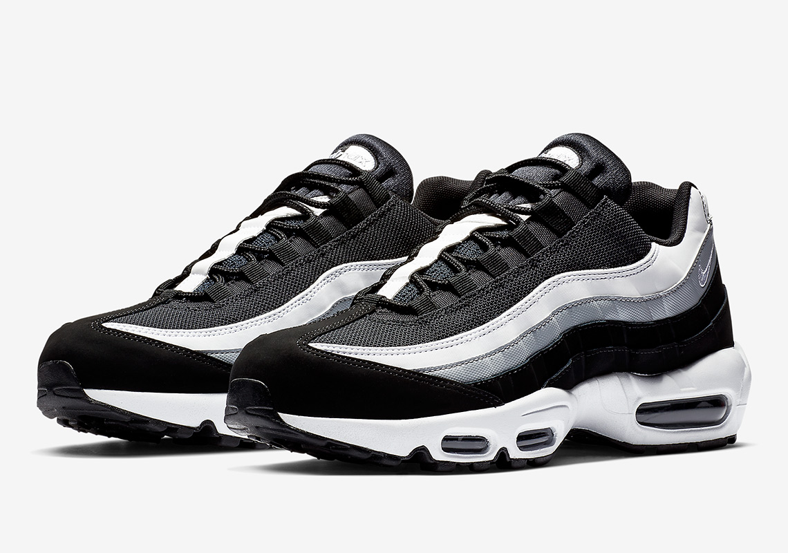 4dd8e691d8 Another Clean And Simple Nike Air Max 95 Essential Is Here