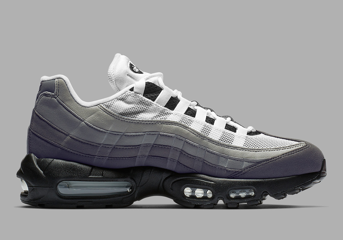cheaper 9d925 a73e7 Nike Air Max 95  160. Style Code  Black Anthracite-Granite-White Style  Code  AT2865-003. Where to Buy. Nike Available. Advertisement