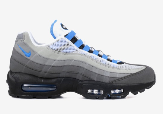 Another OG Colorway Of The Nike Air Max 95 Is Coming