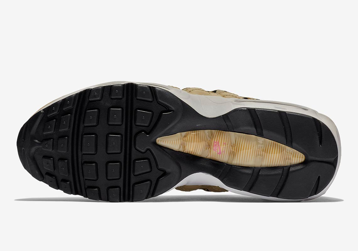 Nike Air Max 95 Leopard Print CD0180 200 Release Date SBD