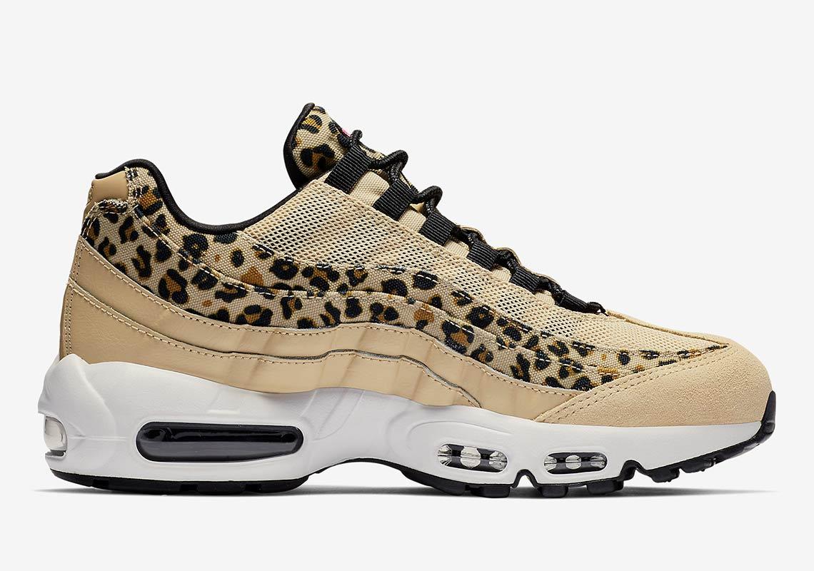 Nike Air Max 95 Leopard Print Womens
