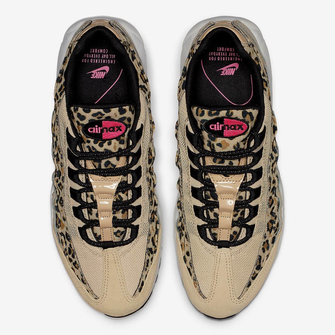 air max 95 cheetah print