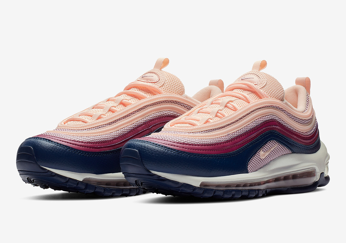"outlet store 20e61 b676e Nike Air Max 97 ""Plum Chalk"" Is Releasing Soon"