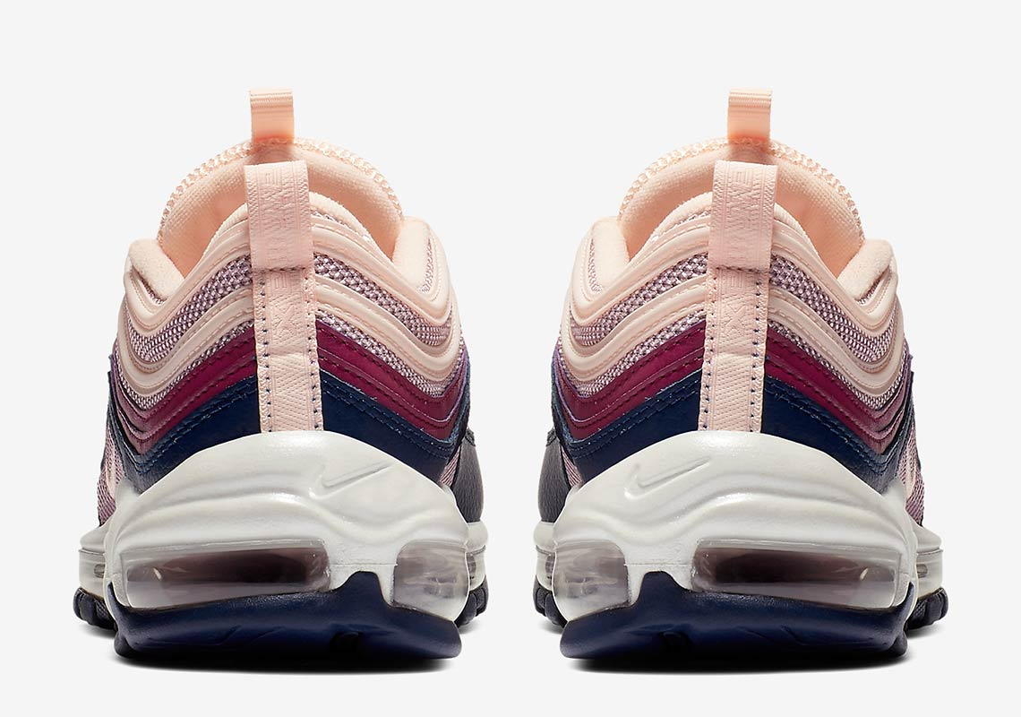 the latest a099d 2bf51 Nike Air Max 97 Womens Plum Chalk Release Info   SneakerNews.com