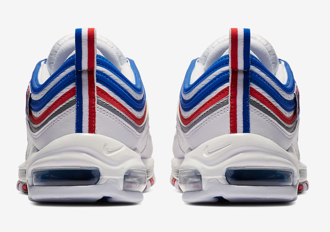 Nike Air Max 97  160. Color  Game Royal Metallic Silver Style Code  921826- 404. show comments 9bb940d08