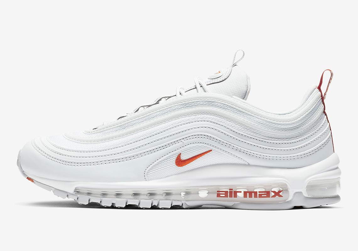 This Nike Air Max 97 Is Perfect For Texas Longhorns Fans