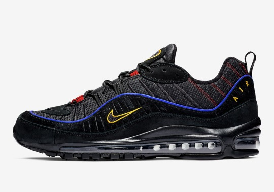 This Nike Air Max 98 Is Inspired By Its Birth Year