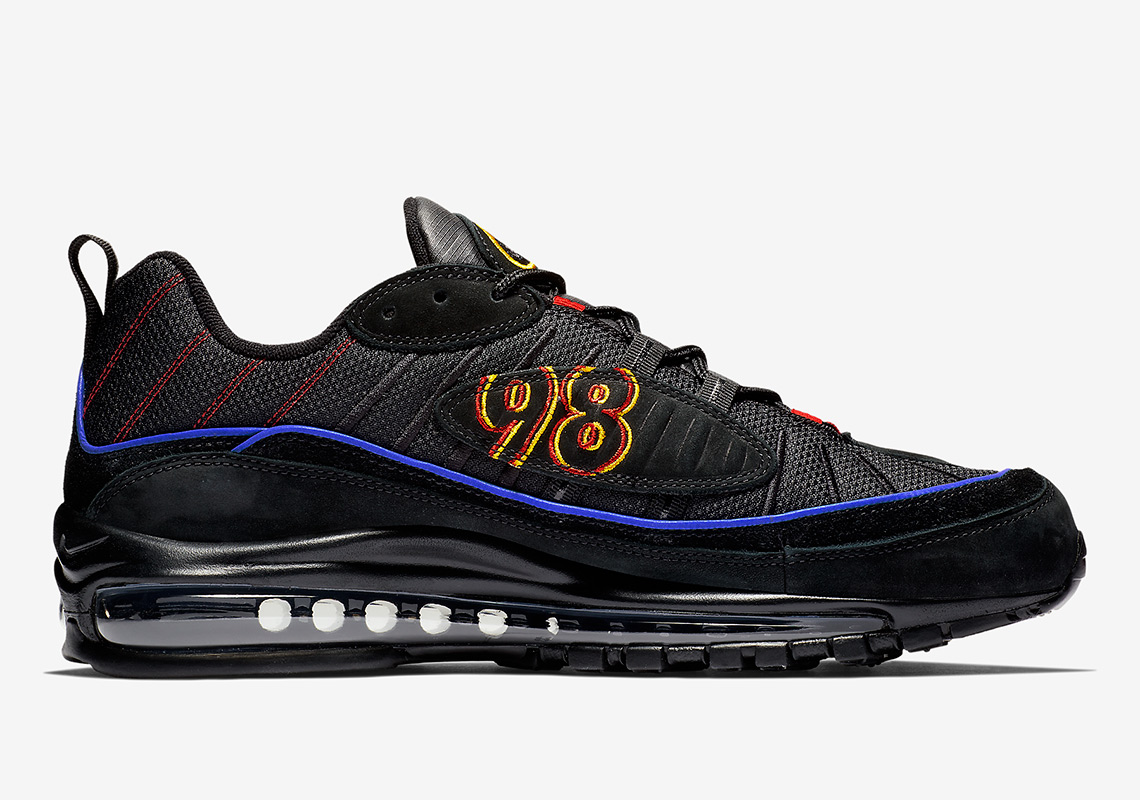 566374b763 Nike Air Max 98 CD1537-001 Release Info | SneakerNews.com
