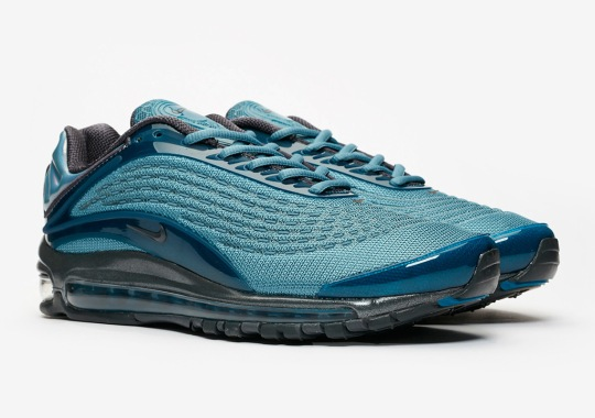 "The Nike Air Max Deluxe ""Celestial Teal"" Is Available Now"
