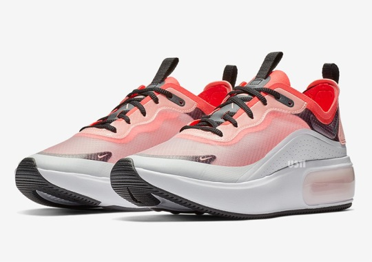 Upcoming Nike Air Max Dia Features Translucent Uppers And Massive Air Bubbles