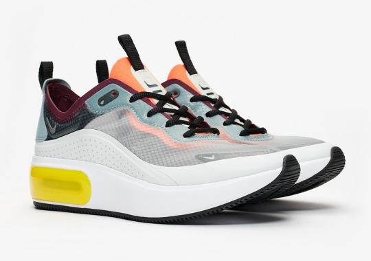 best website 3ad13 21be0 A Detailed Look At The Nike Air Max DIA SE