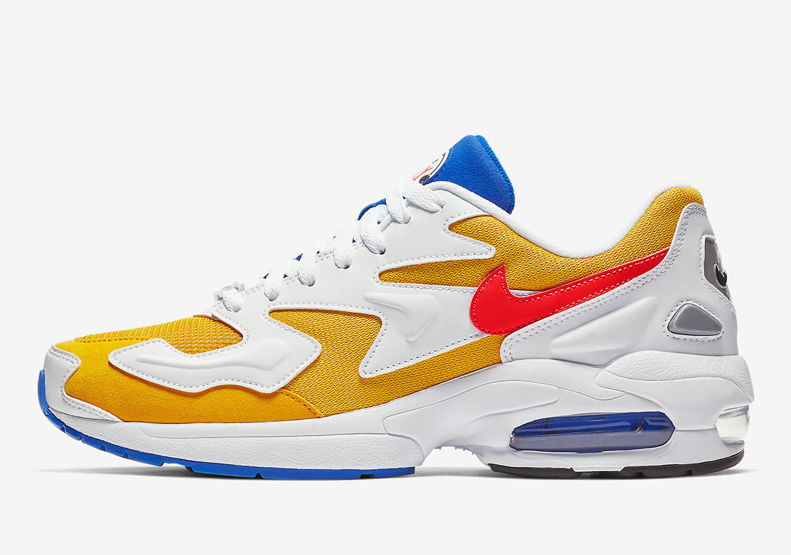check out 7a4b8 023ad The Nike Air Max 2 Light Retro Returns In Early January