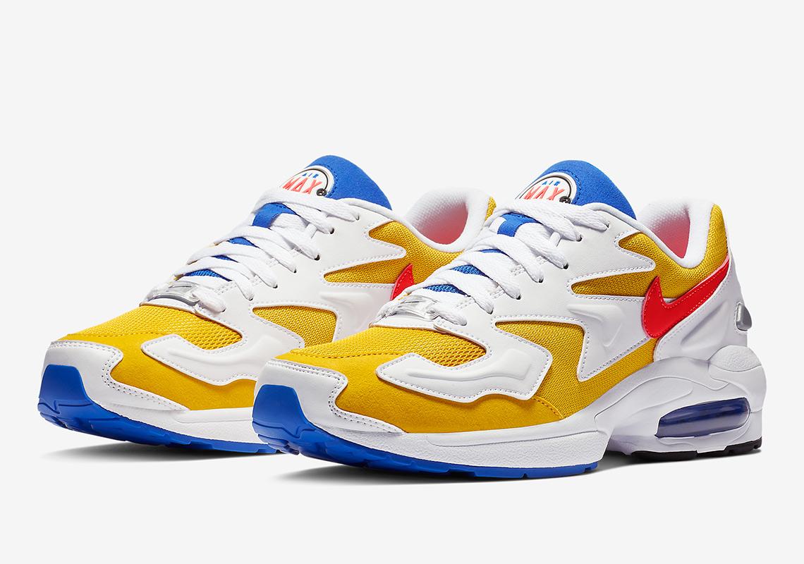 half off 955ad eef15 Nike Air Max 2 Light AO1741-700 Release Date + Info  Sneaker