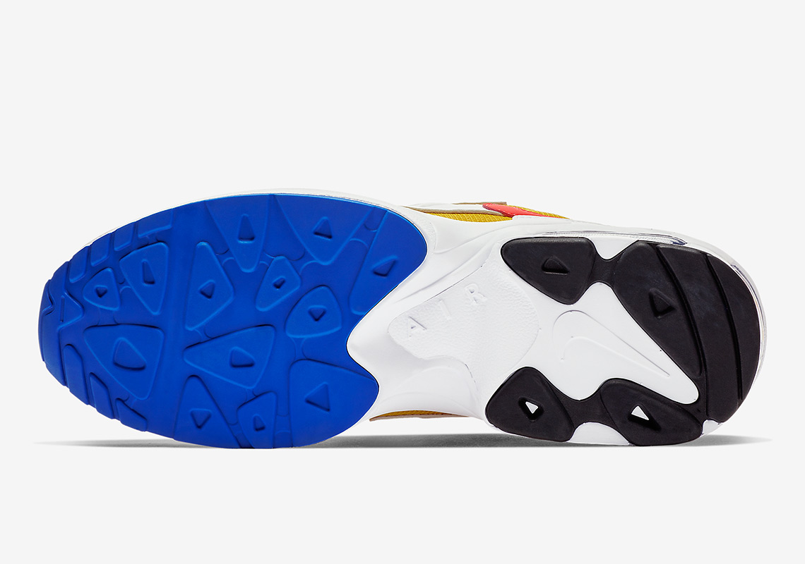 new arrivals 8facc 35014 Nike Air Max 2 Light AO1741-700 Release Date + Info   SneakerNews.com