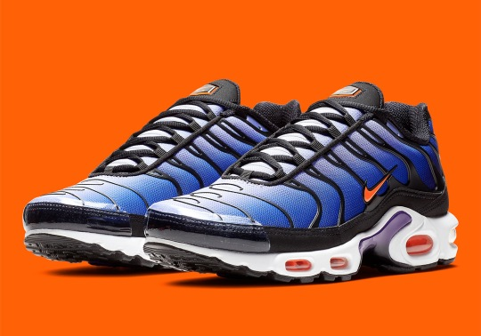"""The Nike Air Max Plus """"Voltage Purple"""" Is Coming Soon"""