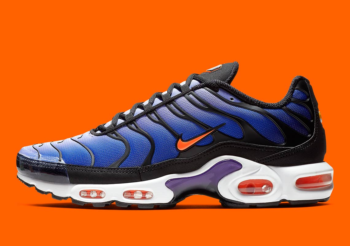 brand new c987a 2c51d Nike Air Max Plus Purple BQ4629-002 Store Links   SneakerNews.com