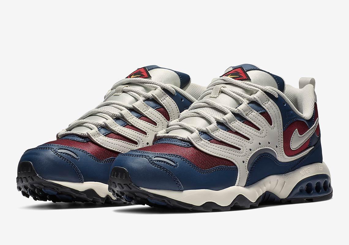 Nike Terra Humara Blue + Maroon Release