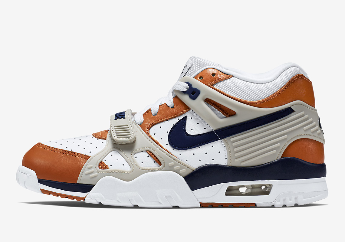 Nike Air Trainer 3 White Navy Red CN0923 400 |