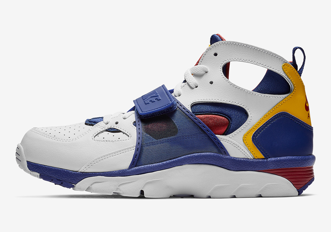 outlet store f9134 0e3b2 Nike Brings Back The Air Trainer Huarache In An Original Colorway