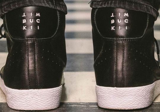 Nike Is Raffling A Special DJ Timbuck2 Blazer For Charity