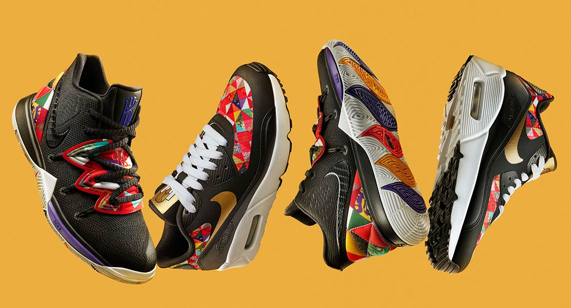 Nike CNY Year Of The Pig Collection