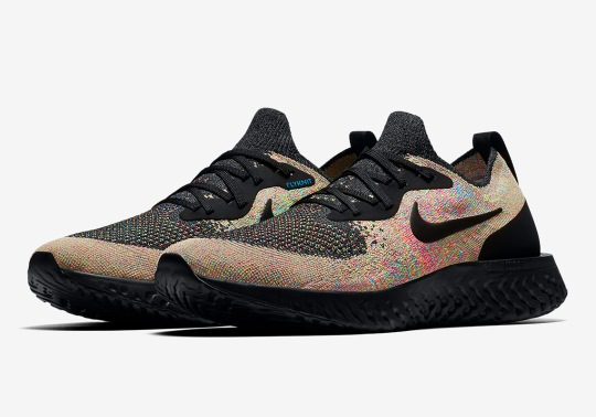 Nike Revives The OG Multi-Color Flyknit With The Epic React