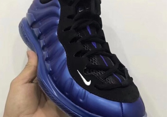 Nike Adds Foamposite Uppers To The Zoom Vapor X Tennis Shoe