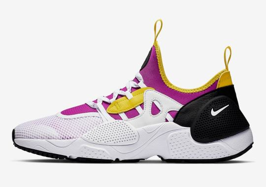 The Nike Air Huarache Edge TXT Appears In Another OG-Inspired Colorway