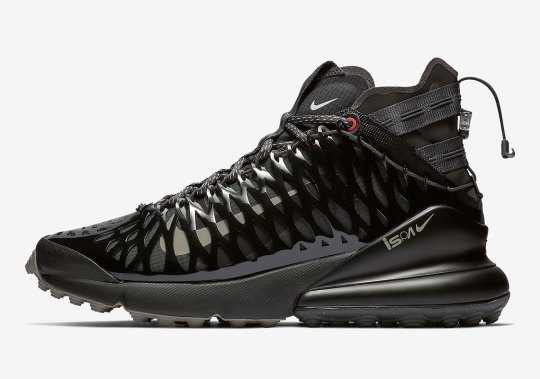 First Look At The Nike ISPA Air Max 270 SP SOE