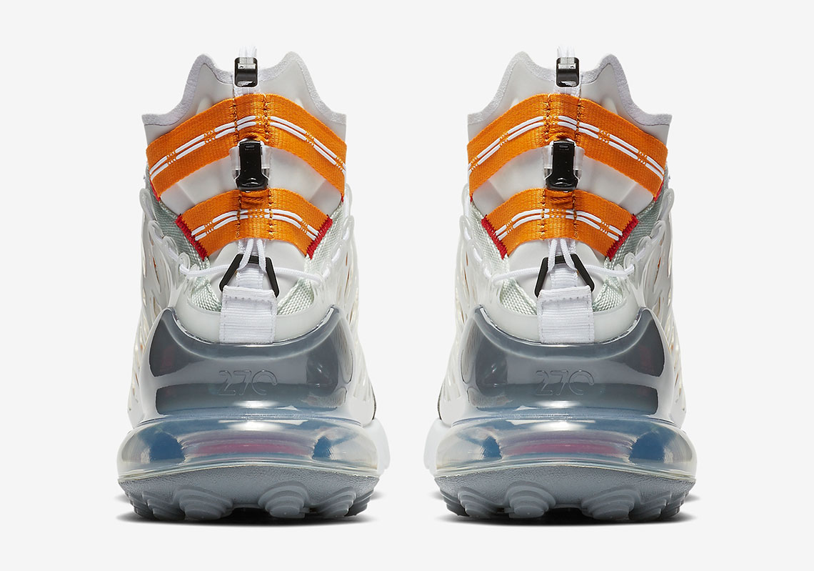 249c79af07 Nike ISPA Air Max 270 SP SOE Release Date: January 24th, 2019. Color:  White/Ghost Style Code: BQ1918-102. Advertisement. show comments