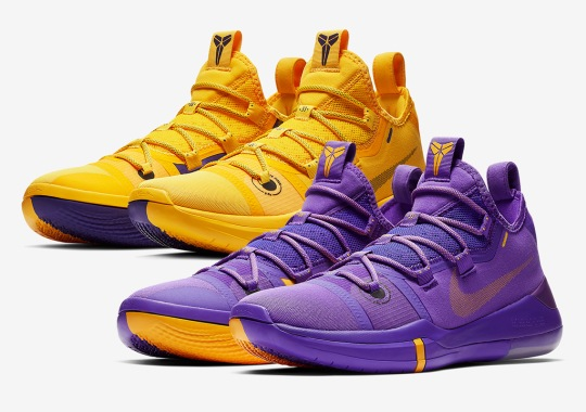 "Nike Kobe AD ""Lakers Pack"" Is Coming Soon"
