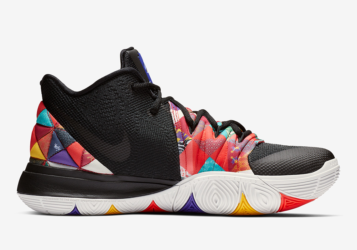 huge selection of 8bdc1 e09ac Nike Kyrie 5 Chinese New Year | SneakerNews.com