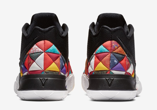 """The Nike Kyrie 5 """"Chinese New Year"""" Features Traditional Bai Jia Yi Patterns"""