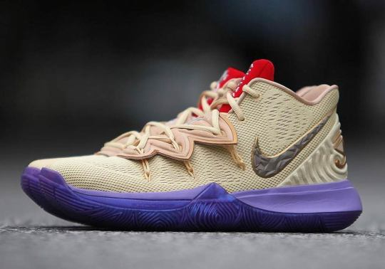 "Detailed Look At The Concepts x Nike Kyrie 5 ""Ikhet"""