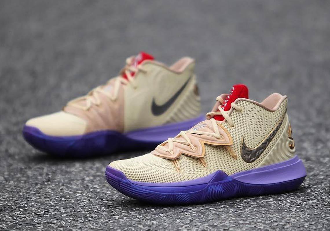 buy online ba93f 0f8f1 Concepts Nike Kyrie 5 Ikhet Release Date + Info ...