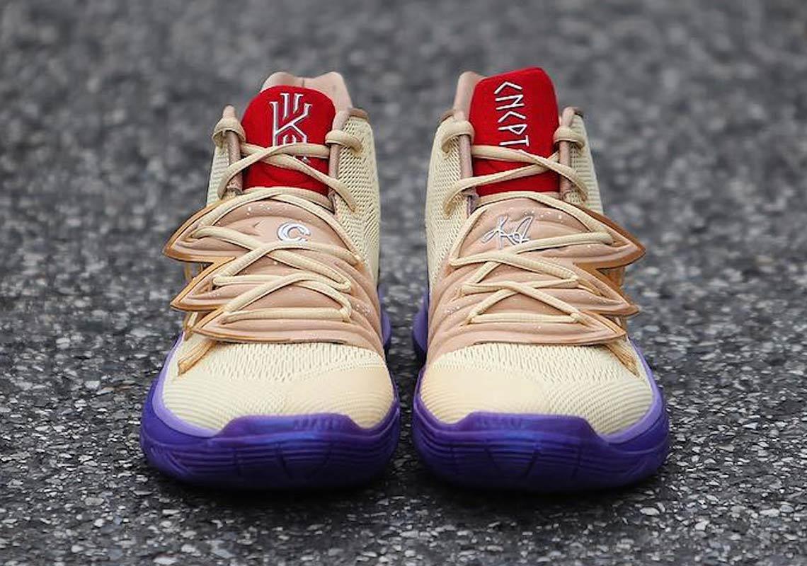 pretty nice 55fc7 1c9fe Concepts Nike Kyrie 5 Ikhet Release Date + Info  SneakerNews