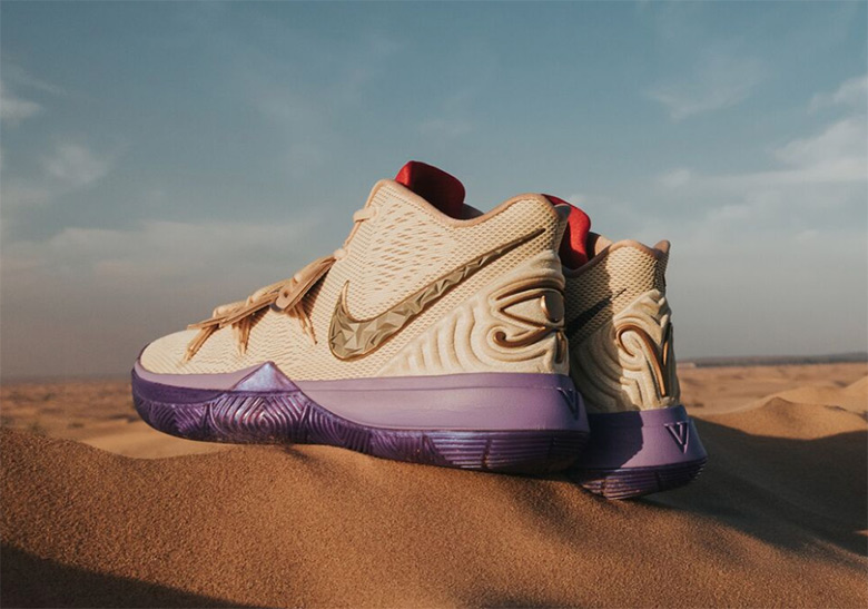 Concepts Nike Kyrie 5 Ikhet Release