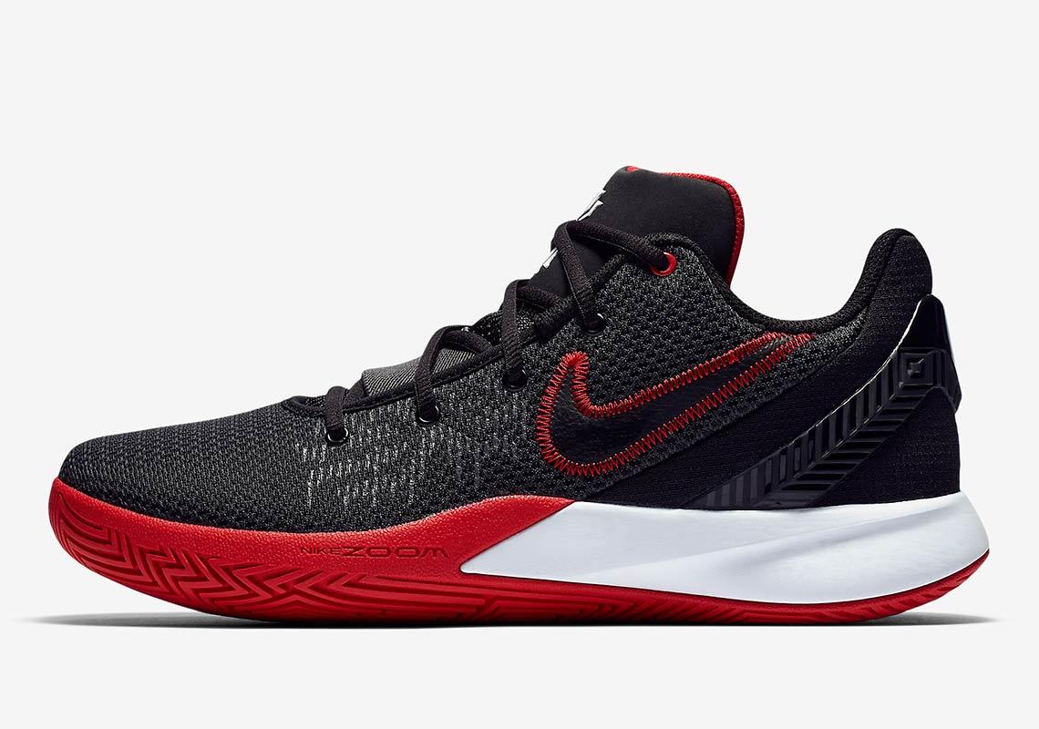 Nike Kyrie Flytrap 2 Black + Red AO4438
