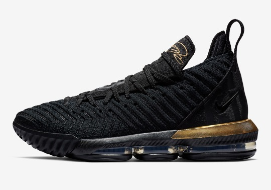 "The Nike LeBron 16 ""I'm King"" Releases On December 15th"