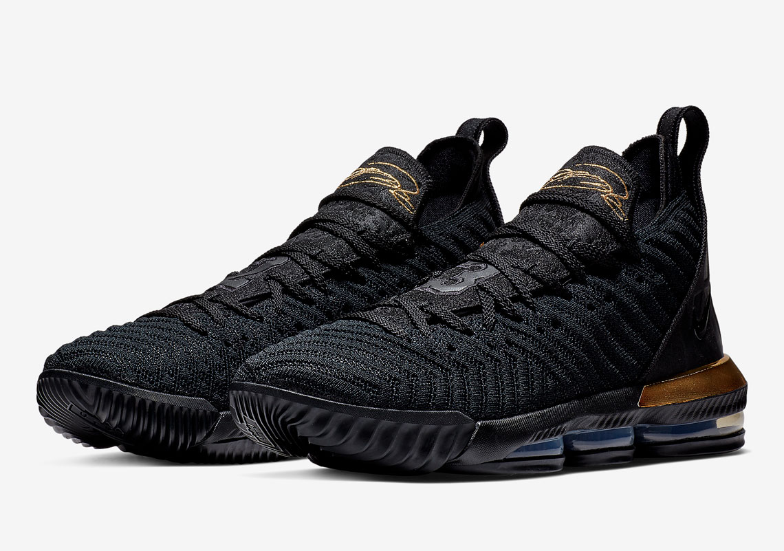 Nike LeBron 16 Im King BQ5970-007 Release Info