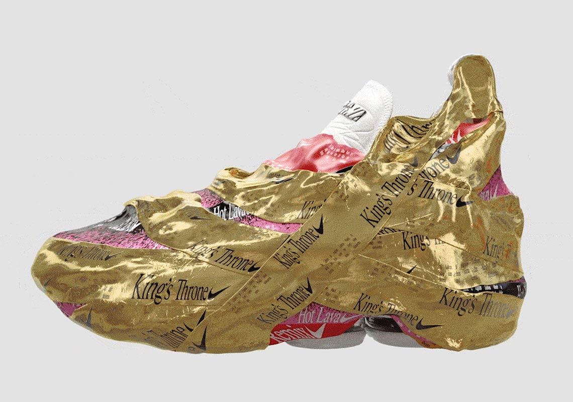 best website 814e4 e08df Nike LeBron Watch 2019 First Look + Info   SneakerNews.com