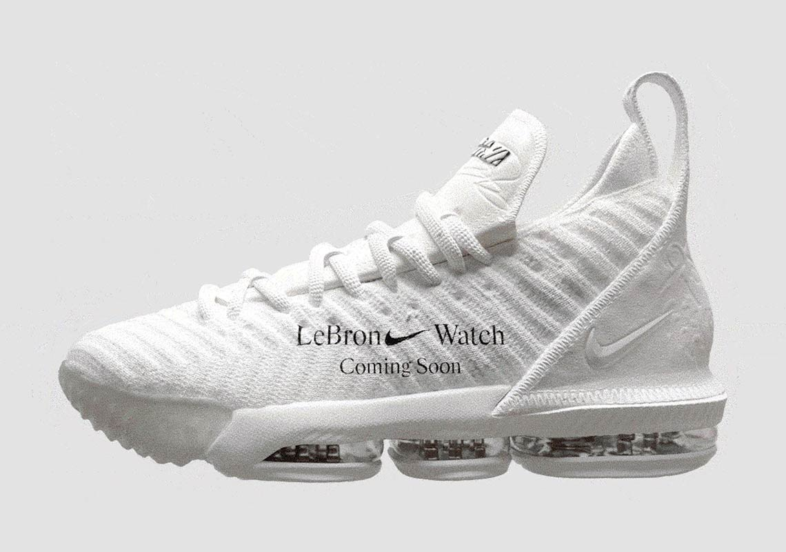 f02e918bbcdf Nike s LeBron Watch Is Coming Back On Christmas Day