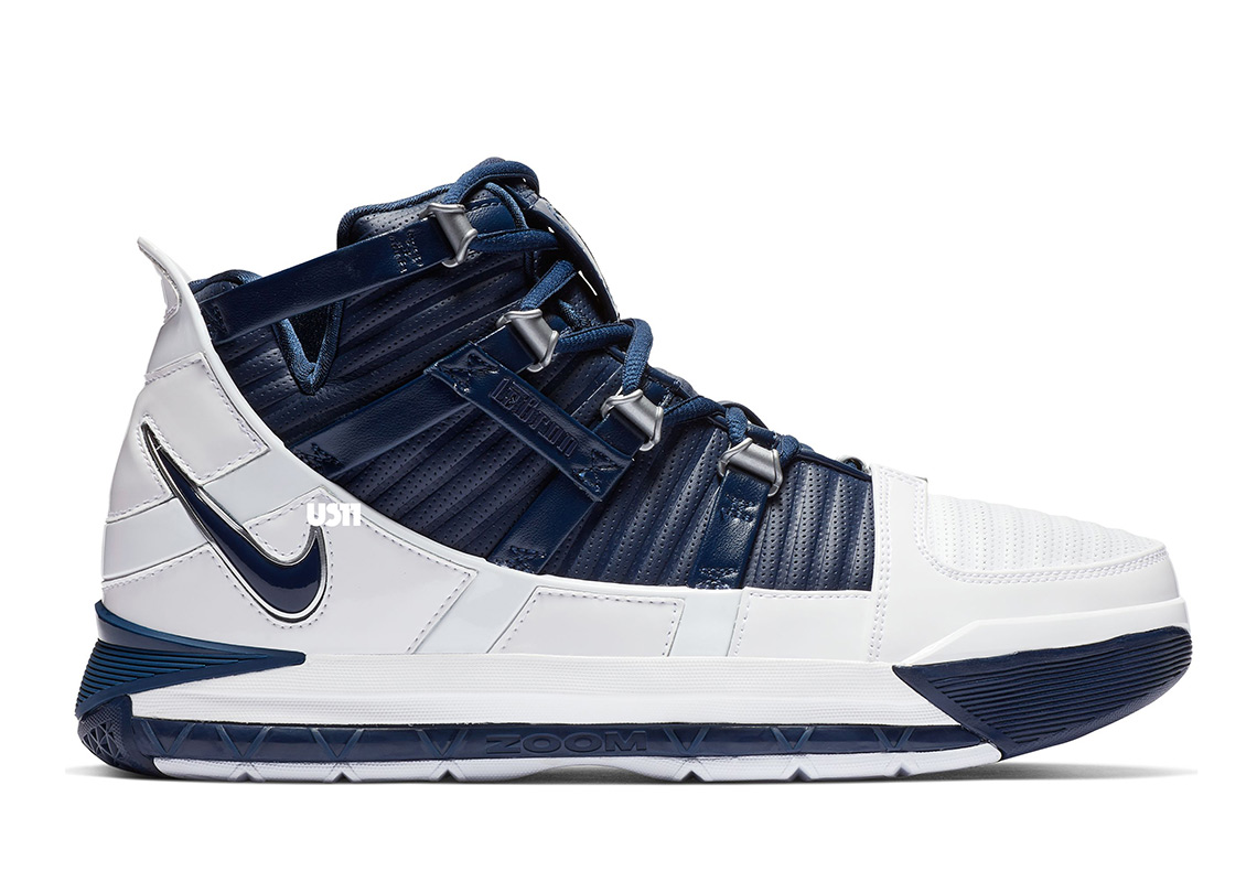 b2cfa8fee11 Nike Zoom LeBron 3 AO2434-103 Release Info