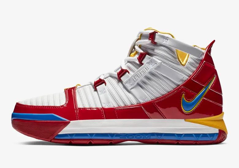 Nike LeBron 3 Superman Alternate AO2434