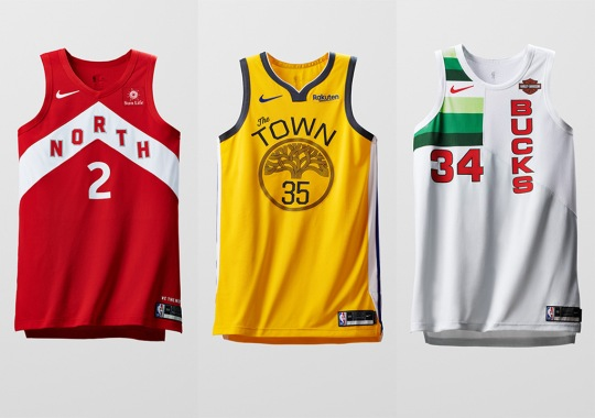 Nike's New Earned Edition NBA Jerseys Are Only For Playoff Teams